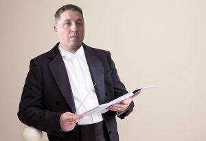 Ihor Yavorskyy concert as conductor